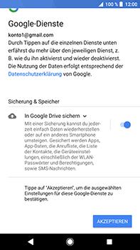 Sony Xperia XZ2 Premium - Apps - Konto anlegen und einrichten - Schritt 18