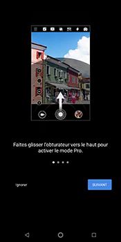 Nokia 7 Plus - Photos, vidéos, musique - Créer une vidéo - Étape 5