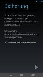 Huawei Ascend Mate - Apps - Konto anlegen und einrichten - Schritt 21