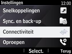 Nokia Asha 210 - Internet - Handmatig instellen - Stap 4