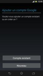 Sony Xpéria SP - Premiers pas - Créer un compte - Étape 10