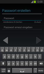 Samsung I9100 Galaxy S2 mit Android 4.1 - Apps - Konto anlegen und einrichten - Schritt 9