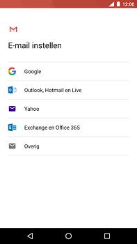 Nokia 6 (2018) - E-mail - Handmatig instellen (outlook) - Stap 7