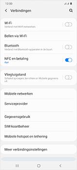 Samsung Galaxy S20 Ultra 5G Dual SIM eSIM SM-G988B - NFC - NFC activeren - Stap 6