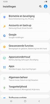 Samsung Galaxy S9 Plus - Android Pie - Data - maak een back-up met je account - Stap 4
