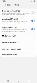 Samsung Galaxy A80 - Internet et roaming de données - Désactivation du roaming de données - Étape 7