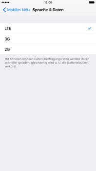 Apple iPhone 6s Plus - Netzwerk - Netzwerkeinstellungen ändern - 5 / 6