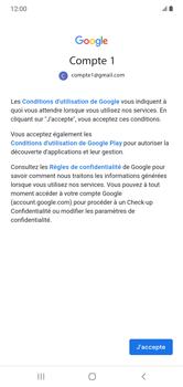 Samsung Galaxy Note 10+ - E-mails - Ajouter ou modifier votre compte Gmail - Étape 11