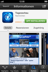 Apple iPhone 4S - Apps - Herunterladen - Schritt 8