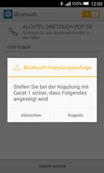 Alcatel OT-5050X Pop S3 - Bluetooth - Geräte koppeln - Schritt 9