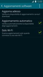 Samsung Galaxy S 5 - Software - Installazione degli aggiornamenti software - Fase 7