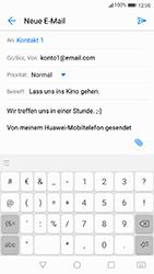 Huawei P10 - E-Mail - E-Mail versenden - 10 / 18