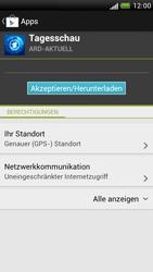 HTC Z520e One S - Apps - Herunterladen - Schritt 8