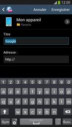 Samsung Galaxy S 4 Active - Internet et roaming de données - Navigation sur Internet - Étape 8