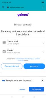 Oppo Reno 2Z - E-mails - Ajouter ou modifier votre compte Yahoo - Étape 11