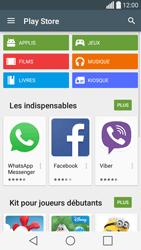 LG Spirit 4G - Applications - Comment vérifier les mises à jour des applications - Étape 4
