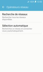 Samsung G389 Galaxy Xcover 3 VE - Réseau - Sélection manuelle du réseau - Étape 6