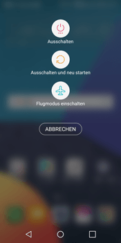 LG Q6 - Internet - Manuelle Konfiguration - 30 / 37