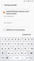 Samsung Galaxy A3 (2017) - E-mail - configuration manuelle - Étape 13