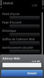 Nokia N8-00 - Internet - Configuration manuelle - Étape 21