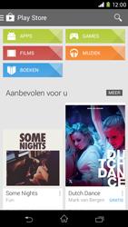 Sony Xperia M2 - apps - app store gebruiken - stap 4