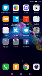 Huawei P8 Lite (2017) - sms - handmatig instellen - stap 3