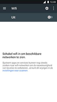 Nokia 6 - WiFi - Verbinden met een netwerk - Stap 5