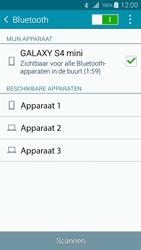 Samsung I9195i Galaxy S4 mini VE - Bluetooth - Aanzetten - Stap 6