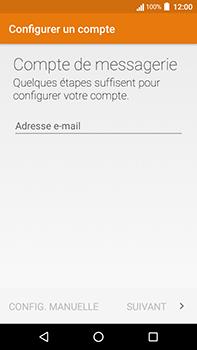 Acer Liquid Zest 4G Plus - E-mail - Configuration manuelle - Étape 6