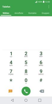 LG Q6 - Anrufe - Rufumleitungen setzen und löschen - Schritt 3