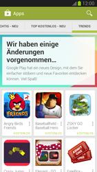 Samsung I9300 Galaxy S3 - Apps - Herunterladen - Schritt 12