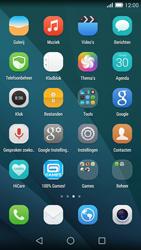 Huawei Ascend G7 - contacten, foto