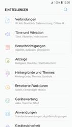 Samsung Galaxy S7 Edge - WLAN - Manuelle Konfiguration - 0 / 0