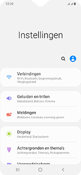 Samsung Galaxy A20e - internet - data uitzetten - stap 4