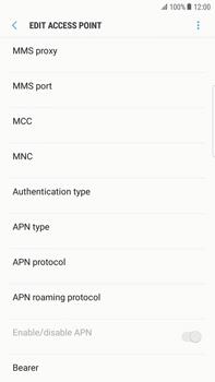 Samsung Samsung G928 Galaxy S6 Edge + (Android N) - MMS - Manual configuration - Step 11