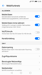 Huawei P10 Lite - Ausland - Im Ausland surfen – Datenroaming - 0 / 0