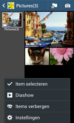 Samsung Galaxy S3 Mini Lite - contacten, foto