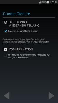 Samsung Galaxy Note 4 - Apps - Einrichten des App Stores - Schritt 13