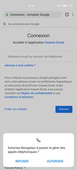 Huawei P40 Pro - E-mails - Ajouter ou modifier votre compte Gmail - Étape 8