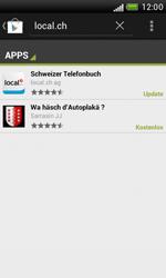 HTC Desire X - Apps - Installieren von Apps - Schritt 7