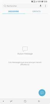 Samsung Galaxy A7 (2018) - MMS - envoi d'images - Étape 3