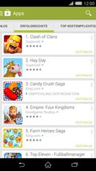 Sony Xperia Z2 - Apps - Installieren von Apps - Schritt 9