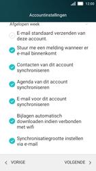 Huawei Y5 - E-mail - Handmatig Instellen - Stap 11
