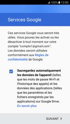 Samsung Galaxy S7 - E-mails - Ajouter ou modifier votre compte Gmail - Étape 15