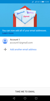 Huawei Mate 10 Pro - Email - 032a. Email wizard - Gmail - Step 12