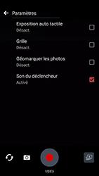 HTC U Play - Photos, vidéos, musique - Créer une vidéo - Étape 10