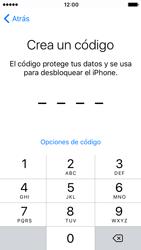 Apple iPhone SE iOS 10 - Primeros pasos - Activar el equipo - Paso 11