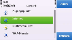 Nokia C6-00 - Internet - Apn-Einstellungen - 6 / 6
