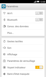 Alcatel Pop S3 (OT-5050X) - Bluetooth - connexion Bluetooth - Étape 6