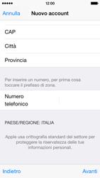 Apple iPhone 5c - iOS 8 - Applicazioni - Configurazione del negozio applicazioni - Fase 25